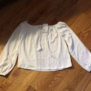 NWT White too from H&M. divided